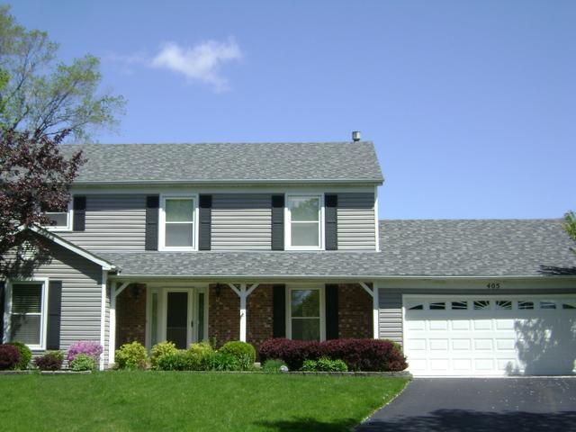 405 Creighton Lane, Schaumburg, IL 60193 (MLS #09803316) :: Carrington Real Estate Services
