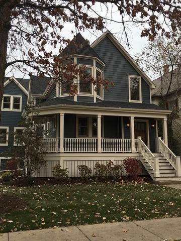 1204 Lake Avenue, Wilmette, IL 60091 (MLS #09803387) :: Helen Oliveri Real Estate