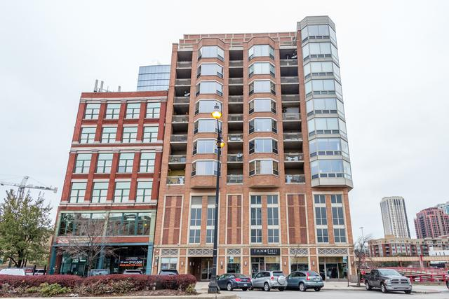 720 W Randolph Street #1001, Chicago, IL 60661 (MLS #09803435) :: Property Consultants Realty