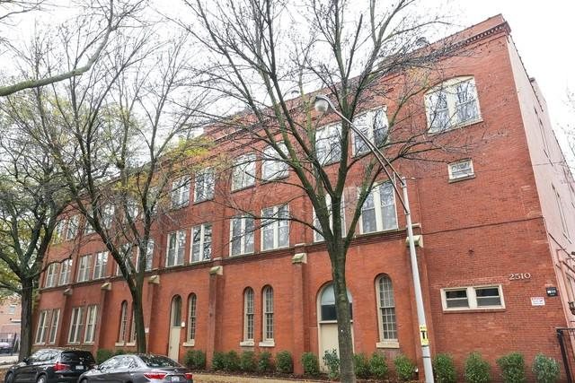 2510 N Wayne Avenue #104, Chicago, IL 60614 (MLS #09803446) :: Carrington Real Estate Services
