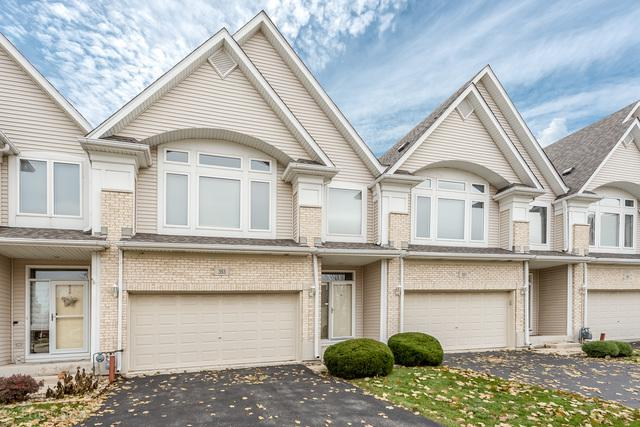 393 Aaron Lane, Bolingbrook, IL 60440 (MLS #09803454) :: The Wexler Group at Keller Williams Preferred Realty