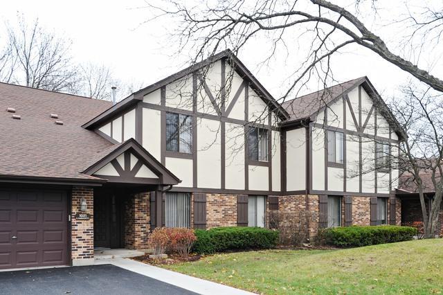1021 Harbour Court 2B, Wheeling, IL 60090 (MLS #09803492) :: Helen Oliveri Real Estate