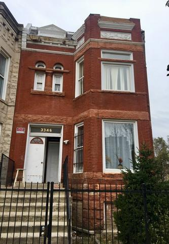 3346 W Walnut Street, Chicago, IL 60624 (MLS #09803671) :: Property Consultants Realty