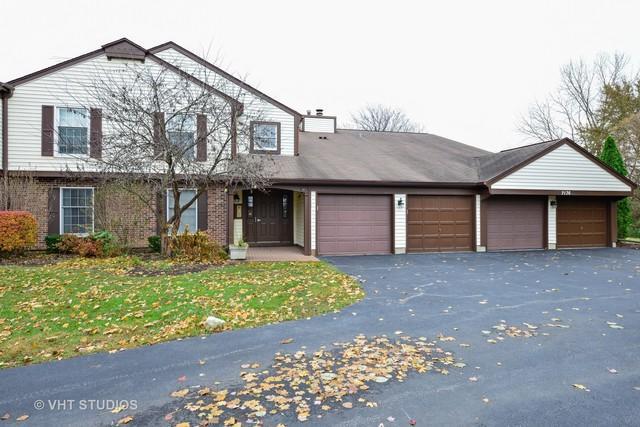 2136 Berkley Court 101-B, Naperville, IL 60565 (MLS #09803680) :: The Wexler Group at Keller Williams Preferred Realty