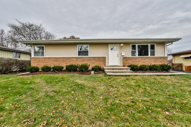 702 E Hackberry Lane, Mount Prospect, IL 60056 (MLS #09803702) :: Carrington Real Estate Services