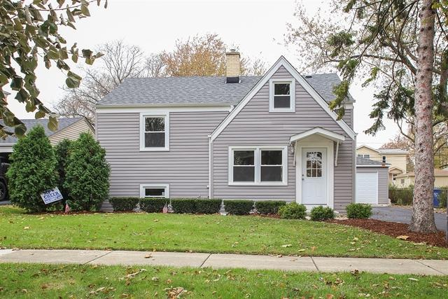 216 N Russel Street, Mount Prospect, IL 60056 (MLS #09803703) :: Carrington Real Estate Services