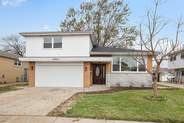 10940 S Kilbourn Avenue, Oak Lawn, IL 60453 (MLS #09803766) :: The Wexler Group at Keller Williams Preferred Realty
