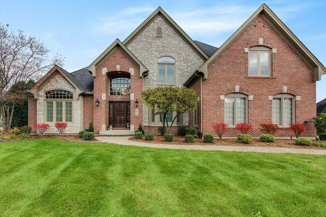 1615 Hunters Glen Court, Wheaton, IL 60189 (MLS #09803777) :: The Wexler Group at Keller Williams Preferred Realty