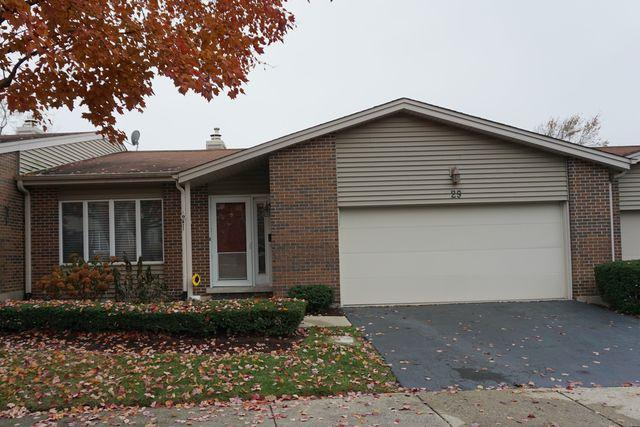 29 Pebblewood Trail #29, Naperville, IL 60563 (MLS #09803790) :: The Wexler Group at Keller Williams Preferred Realty