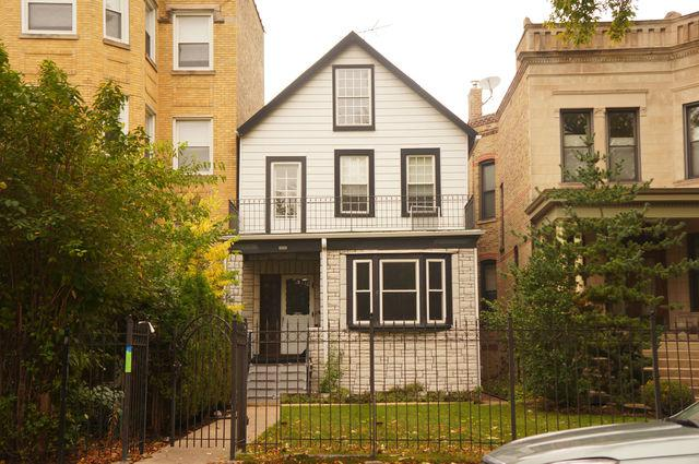 2720 W Logan Boulevard, Chicago, IL 60647 (MLS #09803847) :: Property Consultants Realty
