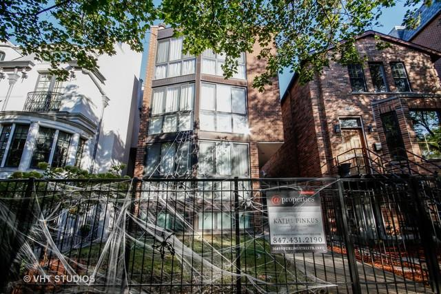 1649 N Burling Street, Chicago, IL 60614 (MLS #09803934) :: Property Consultants Realty