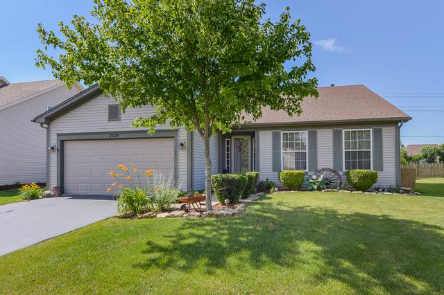 7224 Courtwright Drive, Plainfield, IL 60586 (MLS #09803993) :: Carrington Real Estate Services