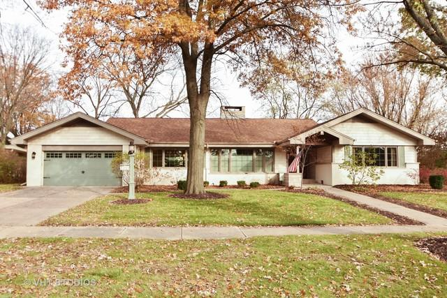 2321 Golfview Lane, Flossmoor, IL 60422 (MLS #09804004) :: The Wexler Group at Keller Williams Preferred Realty