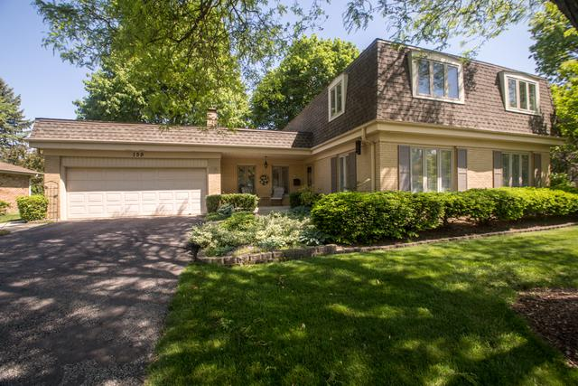 159 E Thompson Drive, Wheaton, IL 60189 (MLS #09804026) :: The Wexler Group at Keller Williams Preferred Realty