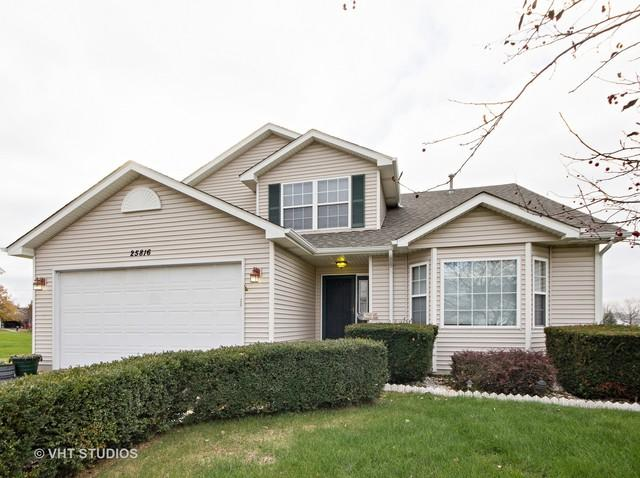 25816 S Woodrush Way, Channahon, IL 60410 (MLS #09804032) :: The Wexler Group at Keller Williams Preferred Realty