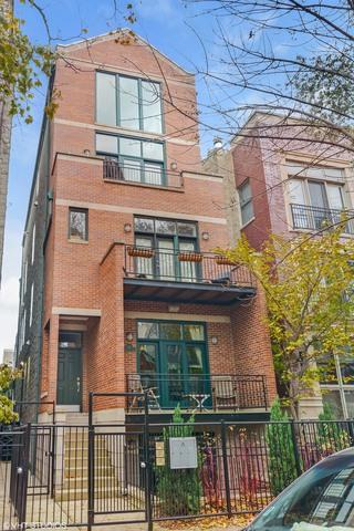 865 N Hermitage Avenue #2, Chicago, IL 60622 (MLS #09804072) :: Property Consultants Realty