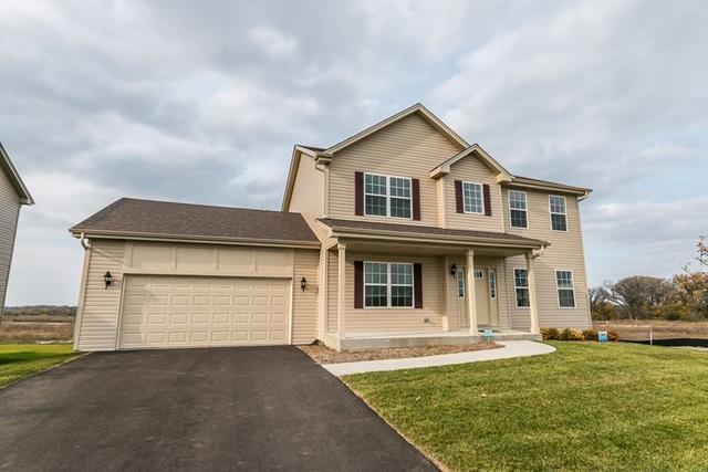 Lot 3 Camellia Avenue, Aurora, IL 60505 (MLS #09804107) :: The Dena Furlow Team - Keller Williams Realty
