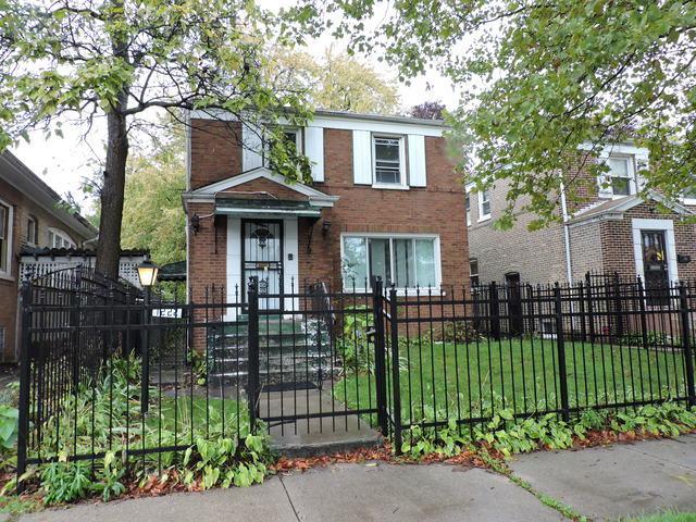 1222 E 71st Place, Chicago, IL 60619 (MLS #09804136) :: Carrington Real Estate Services