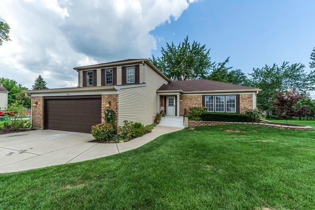 1586 Scottdale Circle, Wheaton, IL 60189 (MLS #09804150) :: The Wexler Group at Keller Williams Preferred Realty