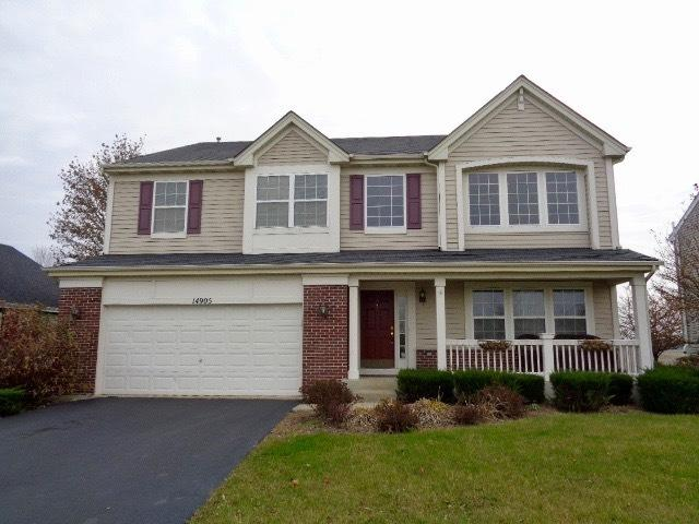 14905 Meadow Lane, Plainfield, IL 60544 (MLS #09804180) :: The Wexler Group at Keller Williams Preferred Realty