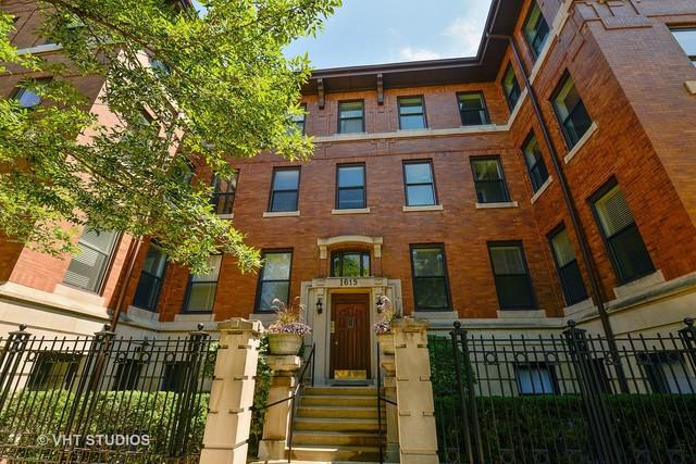 1615 N Cleveland Avenue 3S, Chicago, IL 60614 (MLS #09804253) :: Property Consultants Realty