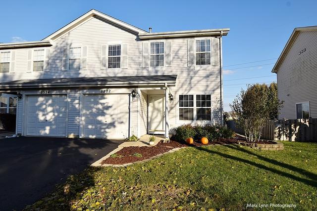 2522 Stonybrook Drive, Plainfield, IL 60586 (MLS #09804411) :: The Dena Furlow Team - Keller Williams Realty