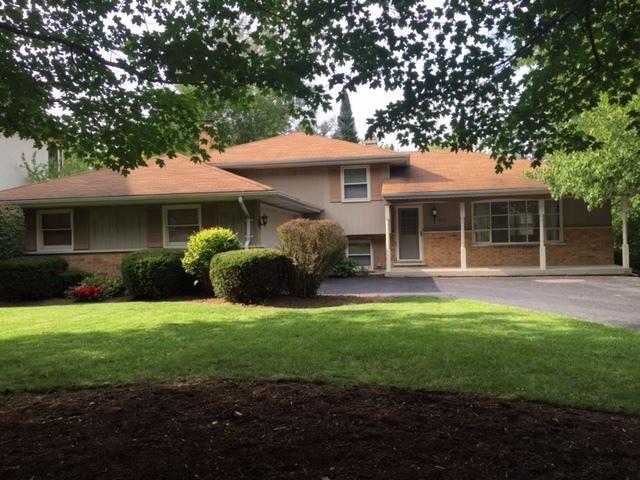 432 Naperville Road, Clarendon Hills, IL 60514 (MLS #09804449) :: The Dena Furlow Team - Keller Williams Realty
