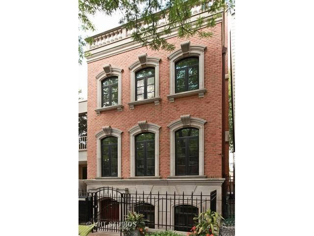 1744 N Cleveland Avenue, Chicago, IL 60614 (MLS #09804488) :: Property Consultants Realty