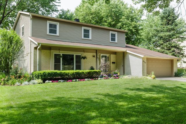 635 E Golf Road, Libertyville, IL 60048 (MLS #09804634) :: Helen Oliveri Real Estate
