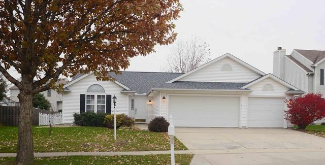 1109 Cobblefield Road, Champaign, IL 61822 (MLS #09804815) :: Property Consultants Realty