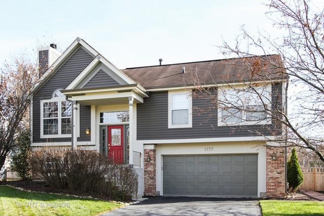 1757 Somerfield Lane, Crystal Lake, IL 60014 (MLS #09804940) :: Key Realty