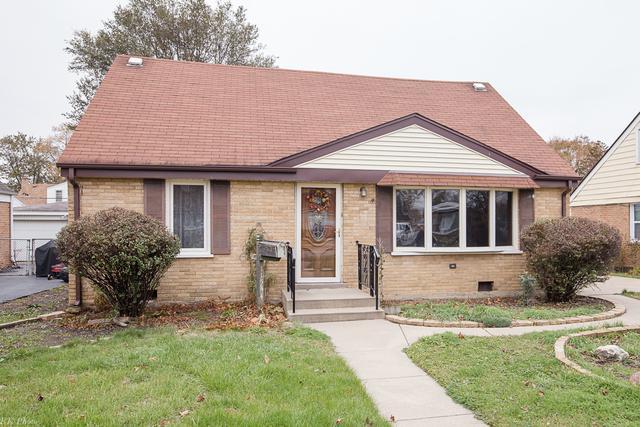 11544 S Kenton Avenue, Alsip, IL 60803 (MLS #09805136) :: Key Realty