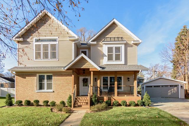1112 N Haddow Avenue, Arlington Heights, IL 60004 (MLS #09805231) :: Helen Oliveri Real Estate