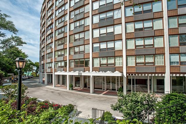 1630 Sheridan Road 9K, Wilmette, IL 60091 (MLS #09805376) :: Helen Oliveri Real Estate