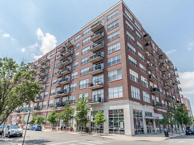 6 S Laflin Street #914, Chicago, IL 60607 (MLS #09805378) :: Domain Realty