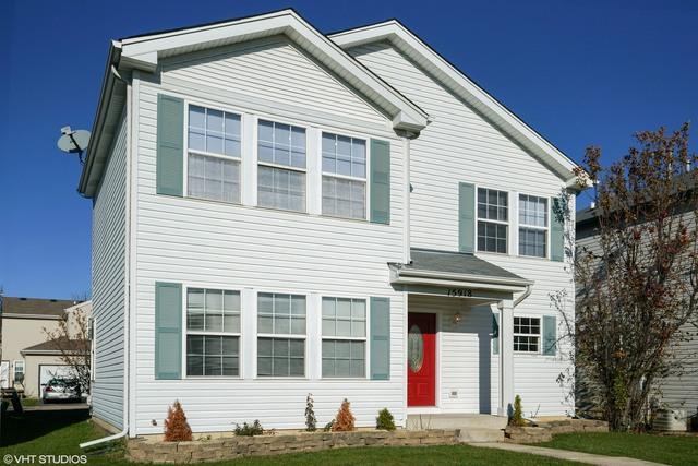 15918 W Ridge Street, Lockport, IL 60441 (MLS #09805504) :: The Wexler Group at Keller Williams Preferred Realty