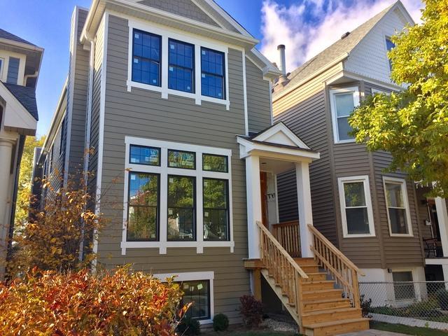 4152 N Oakley Avenue, Chicago, IL 60618 (MLS #09805800) :: Domain Realty