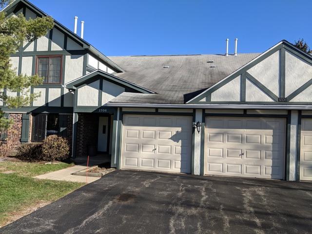 1706 N Emerald Bay #6, Palatine, IL 60074 (MLS #09805854) :: Helen Oliveri Real Estate