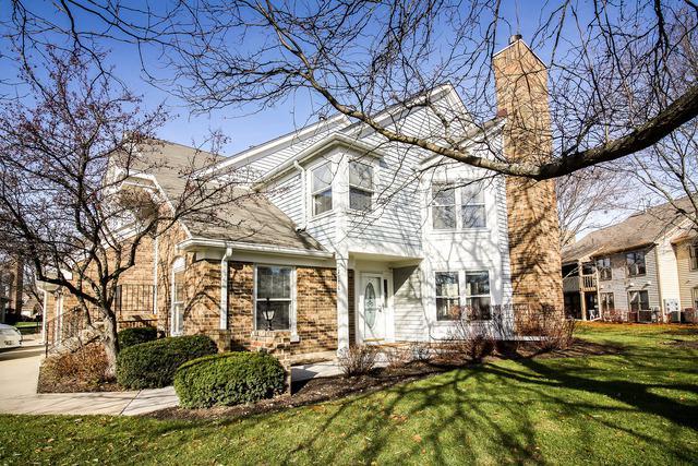 2176 Brandywyn Lane, Buffalo Grove, IL 60089 (MLS #09805872) :: Helen Oliveri Real Estate