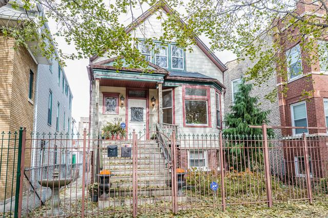 3518 W Shakespeare Avenue, Chicago, IL 60647 (MLS #09805888) :: Domain Realty