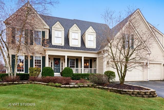 21423 W Prescott Court, Kildeer, IL 60047 (MLS #09805971) :: Helen Oliveri Real Estate