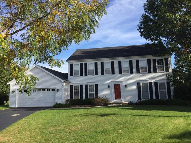 127 Christina Circle, Wheaton, IL 60189 (MLS #09806138) :: MKT Properties | Keller Williams