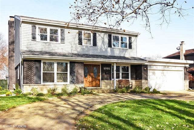 2032 E Mulberry Lane, Arlington Heights, IL 60004 (MLS #09806322) :: Helen Oliveri Real Estate