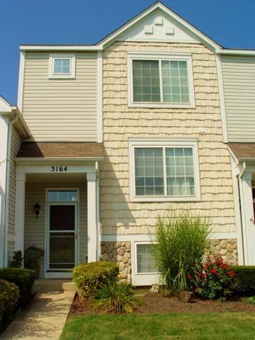 3164 Cambria Court #3164, Aurora, IL 60503 (MLS #09806359) :: Ani Real Estate