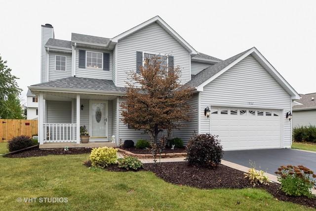 1802 Midday Drive, Zion, IL 60099 (MLS #09806374) :: Ani Real Estate