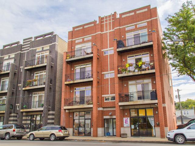 2841 N Pulaski Road 2S, Chicago, IL 60641 (MLS #09806404) :: Helen Oliveri Real Estate