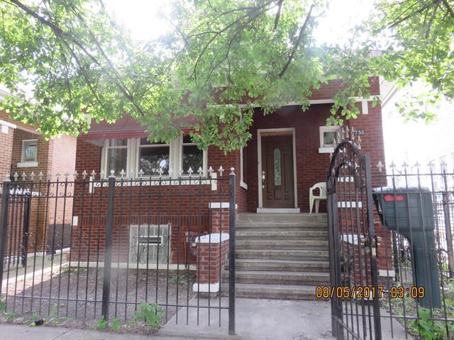 5750 S Fairfield Avenue, Chicago, IL 60629 (MLS #09806423) :: Helen Oliveri Real Estate