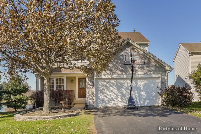 2270 Shiloh Drive, Aurora, IL 60503 (MLS #09806431) :: Helen Oliveri Real Estate