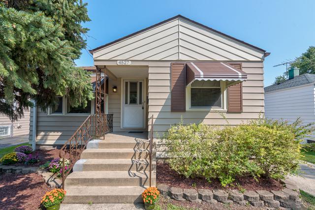 4527 Kenilworth Avenue, Forest View, IL 60402 (MLS #09806440) :: Helen Oliveri Real Estate