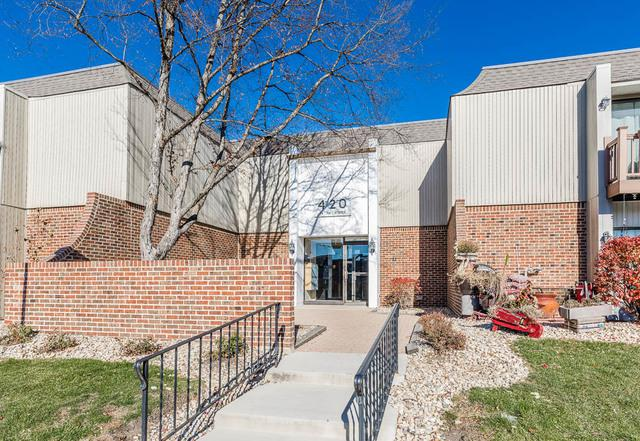 420 74th Street 104U, Downers Grove, IL 60516 (MLS #09806448) :: The Perotti Group